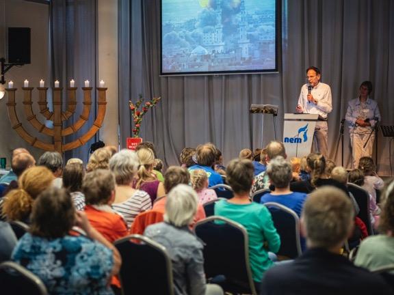 Spreekbeurt Piet Jonkers in Bergen op Zoom