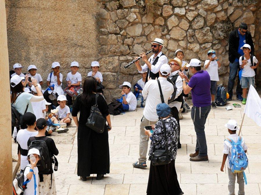 10-daagse studiereis naar Israël