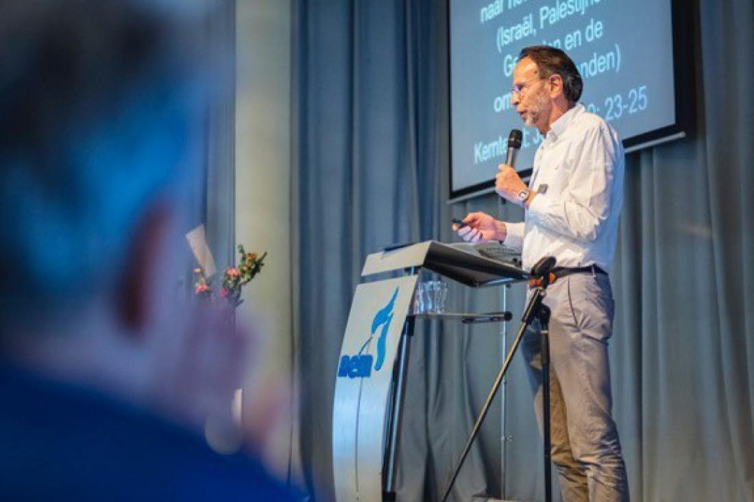 Spreker Piet Jonkers