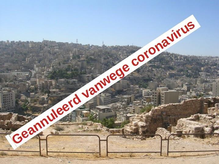 Amman - geannuleerd