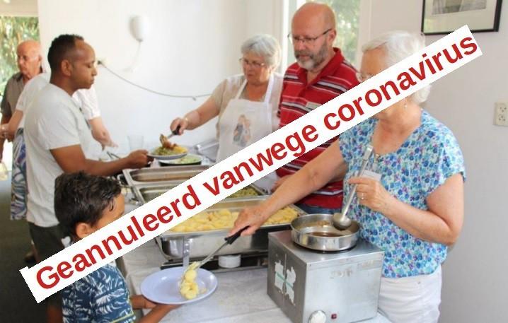 Voorbereidingsdag vrijwilligers zomer Reveilweken