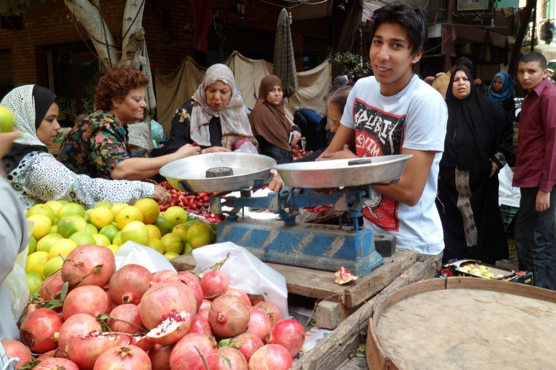 Vacature: Echtpaar Egypte