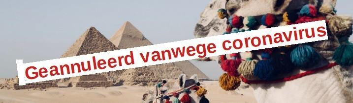 Gebedsreis Egypte