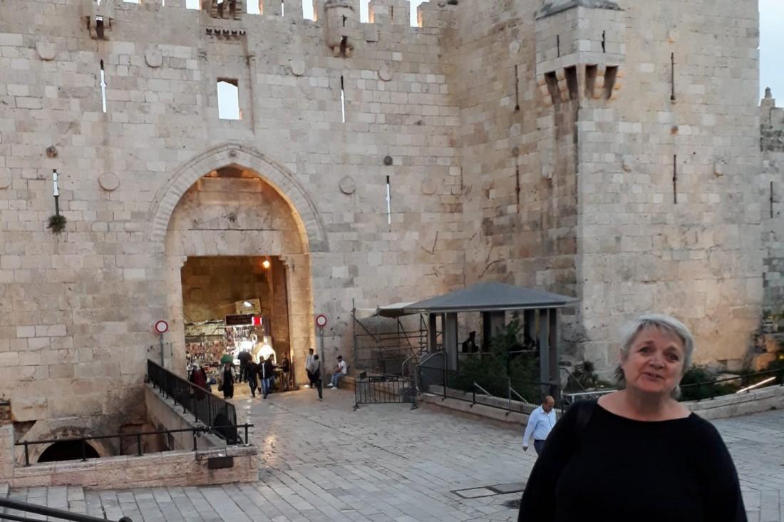 Terug naar Israël