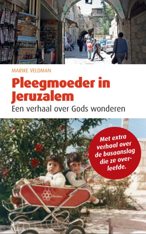Boekomslag Pleegmoeder in Jeruzalem