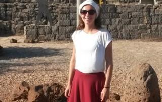 Baanbreker Esther in Midden-Oosten